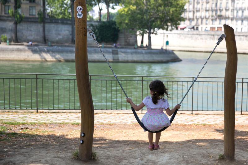 Paris Plages, Rives de Seine