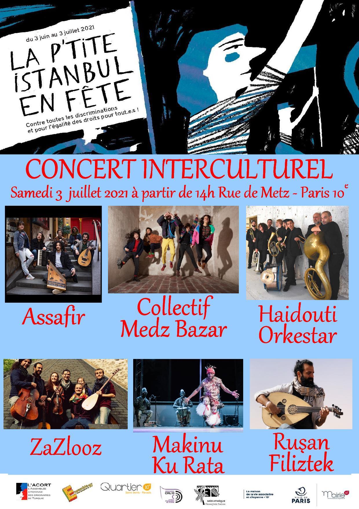 Concert Interculturel