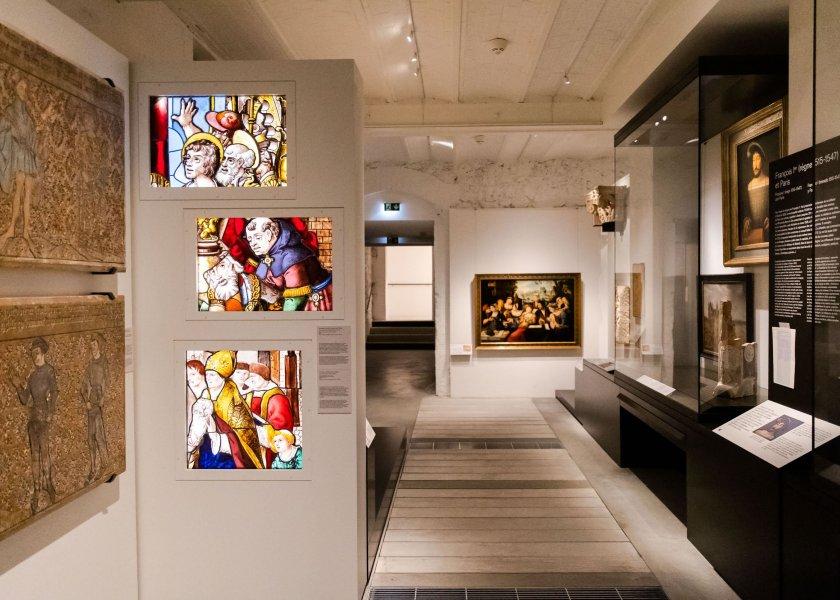 Collections de l'époque médiévale et Renaissance, musée Carnavalet - Histoire de Paris