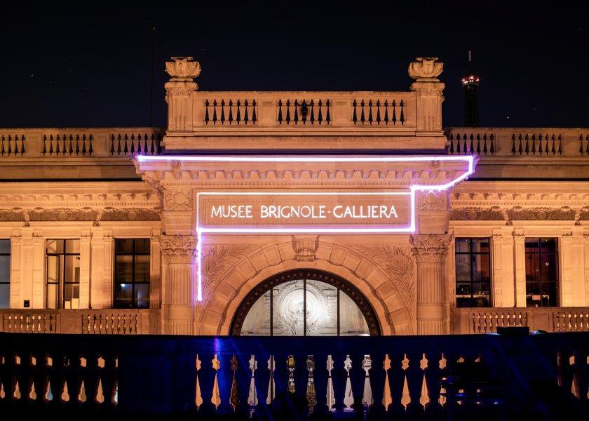 Le duo d'arts visuels et numériques ENTER au Palais Galliera