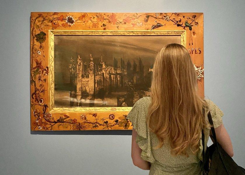 """Exposition """"Victor Hugo. dessins"""" à la Maison de Victor Hugo"""