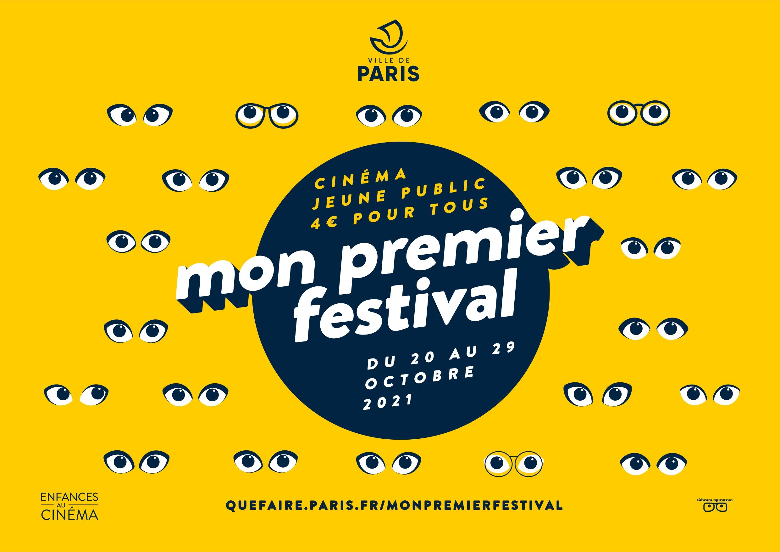 Mon Premier Festival : projection de courts métrages |