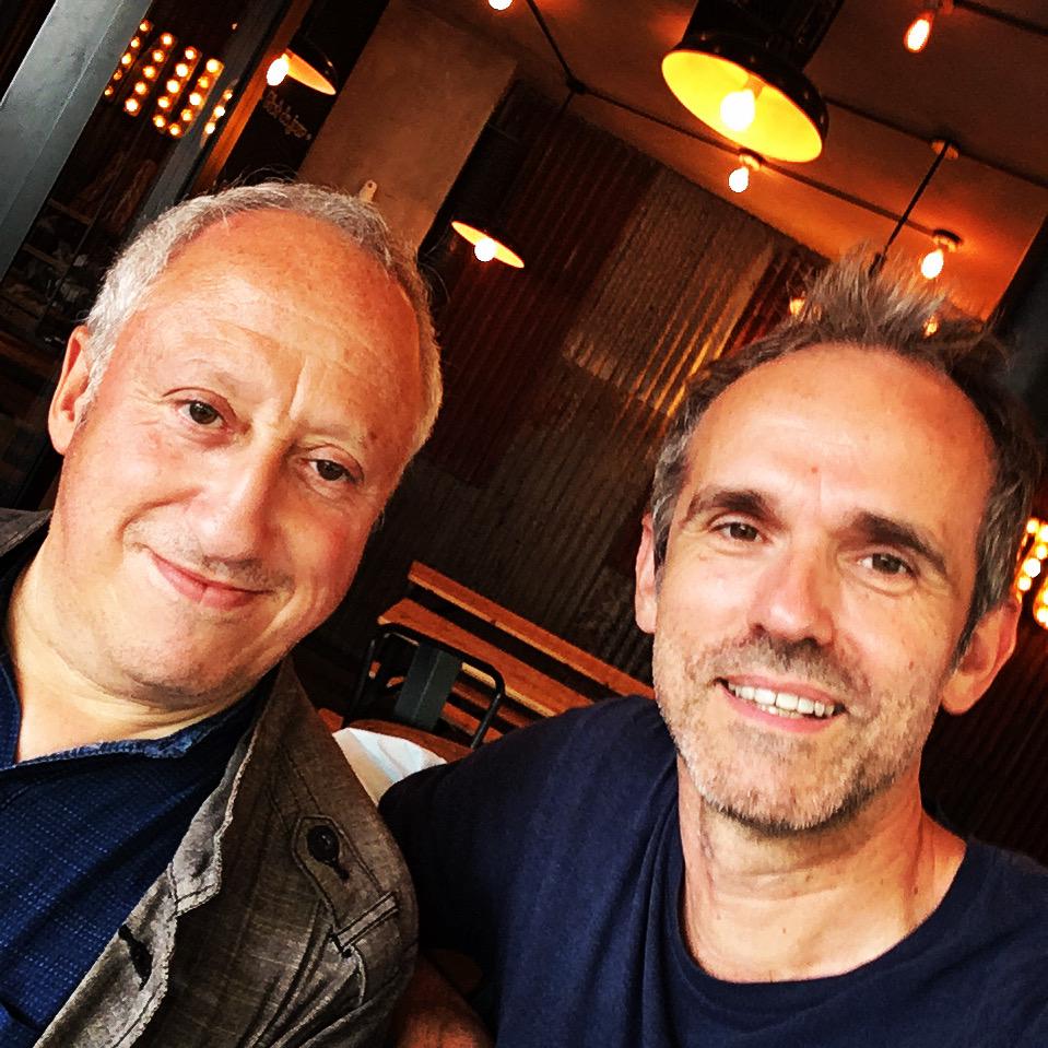 Thierry Illouz & Yves Heck
