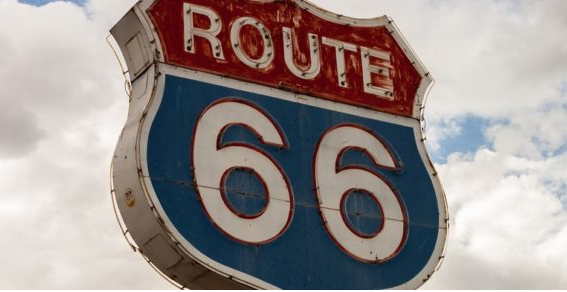 POETE EN RESIDENCE : ROUTE 66, UN REVE AMERICAIN ? |