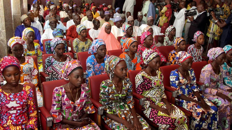 """""""Les Filles de Chibok"""" de Wole Oguntokun : lecture  """