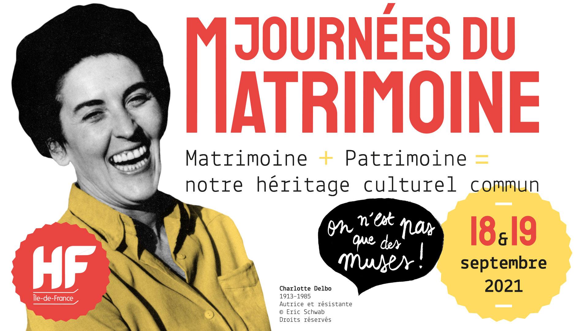 Journées du Matrimoine