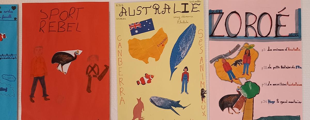L'Australie à la Une