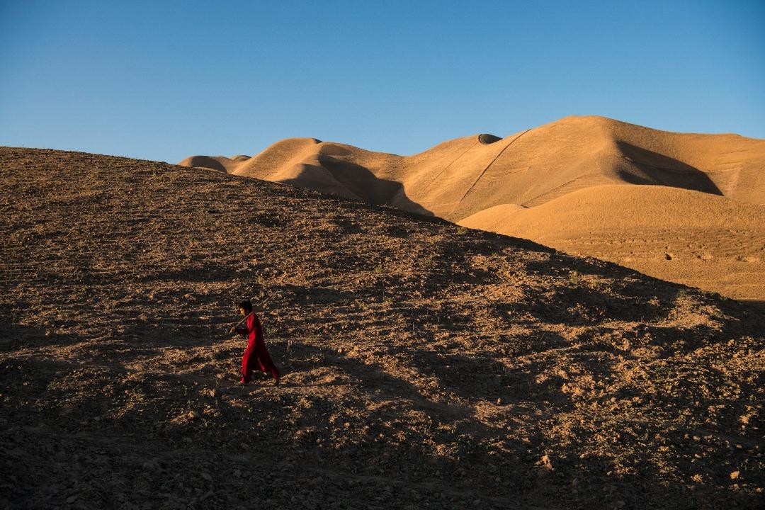 Qala-e-Naw, dans le nord-ouest de l'Afghanistan, 2021