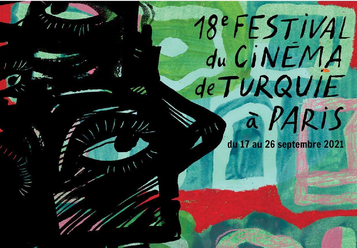AFFICHE 18EME FESTIVAL DU CINEMA DE TURQUIE