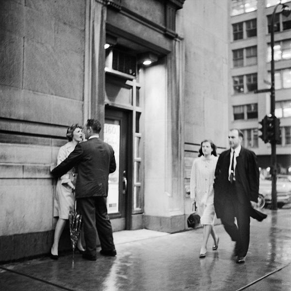 Vivian Maier Chicago, années 1960 tirage argentique, 2014