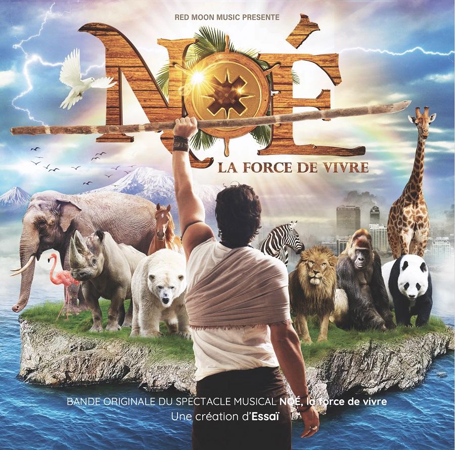 Noé, la force de vivre à l'Hippodrome de Longchamp