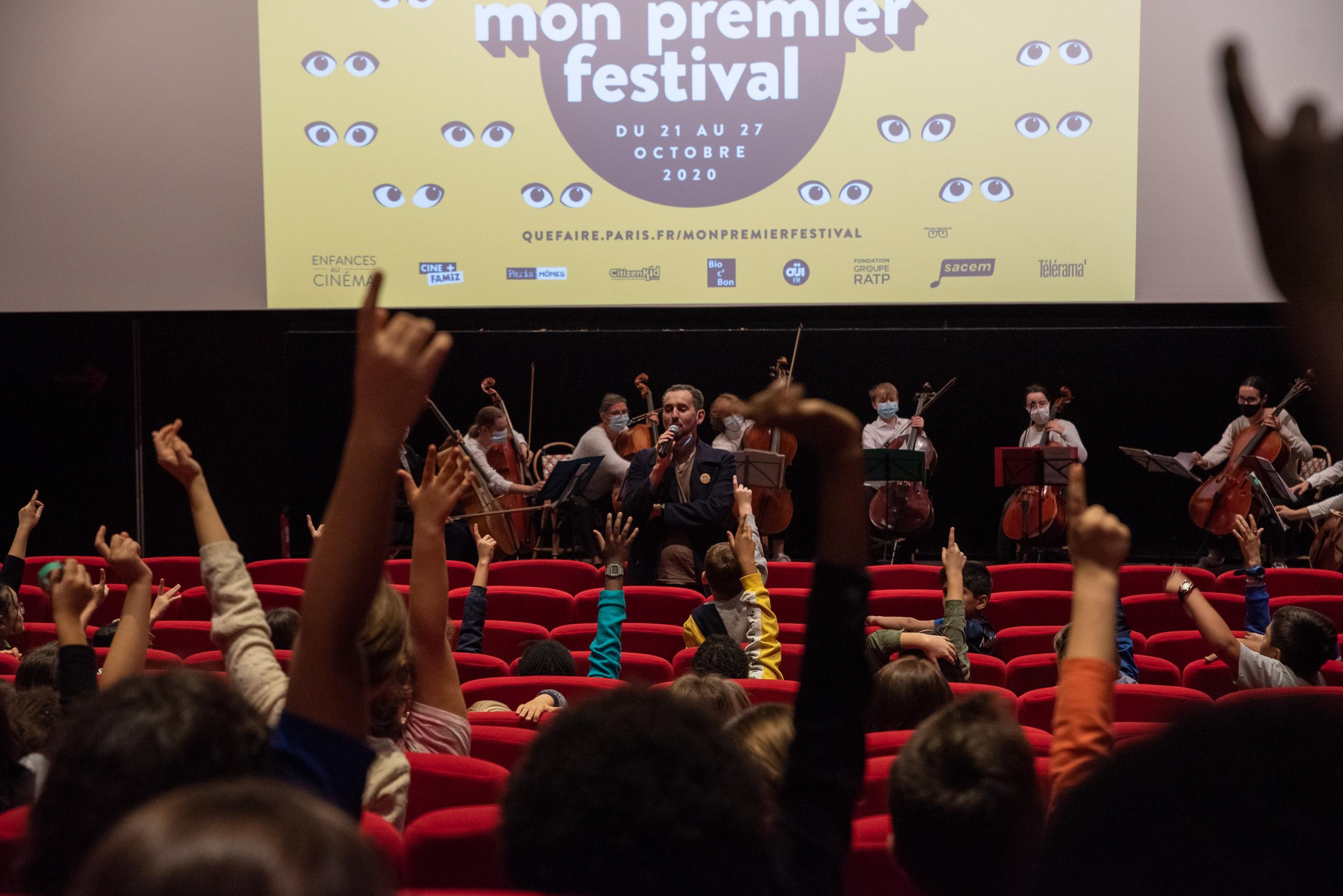 Mon Premier Festival - Ciné-musique