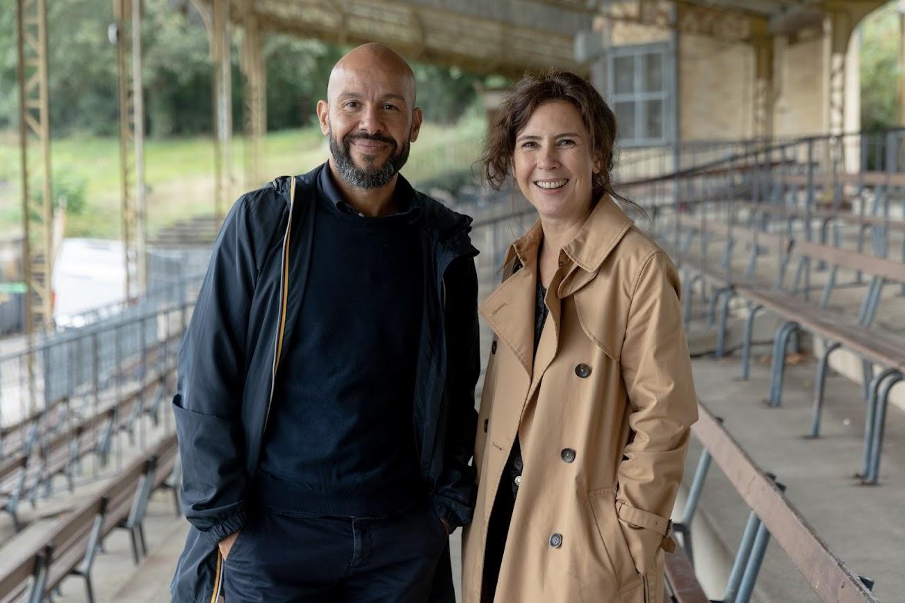 DA Nuit Blanche: Sandrina Martins et Mourad Merzouki
