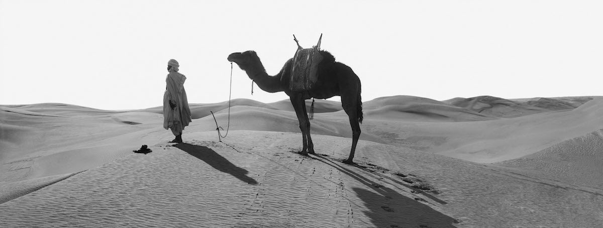 La prière au désert dans le Sahara algérien, Vers 1900 1693-9