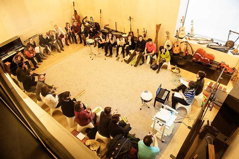 Atelier et concert participatif : L'as des as |