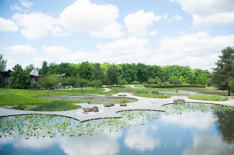 Lac de Parc Floral