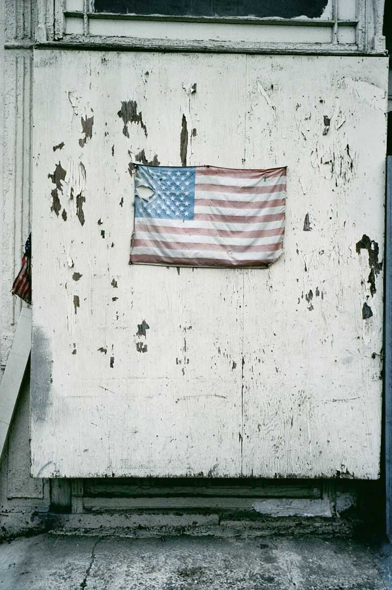 Manhattan, New York, 2004,  États-Unis  © Stéphane Duroy