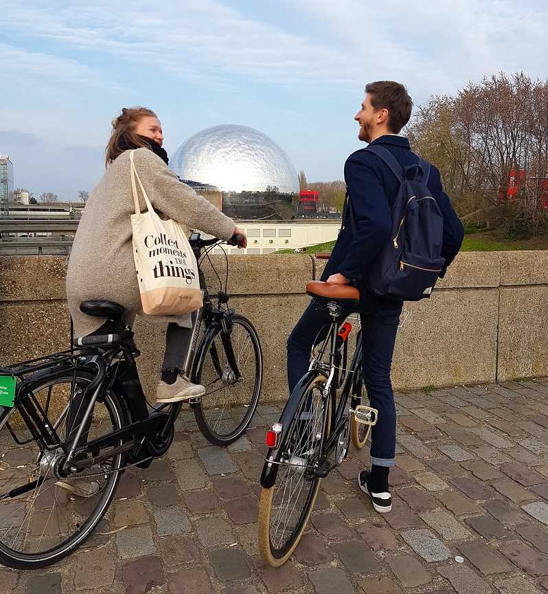 Gagnez des initiations au v lo lectrique avec weelngo for Au garage a velo paris