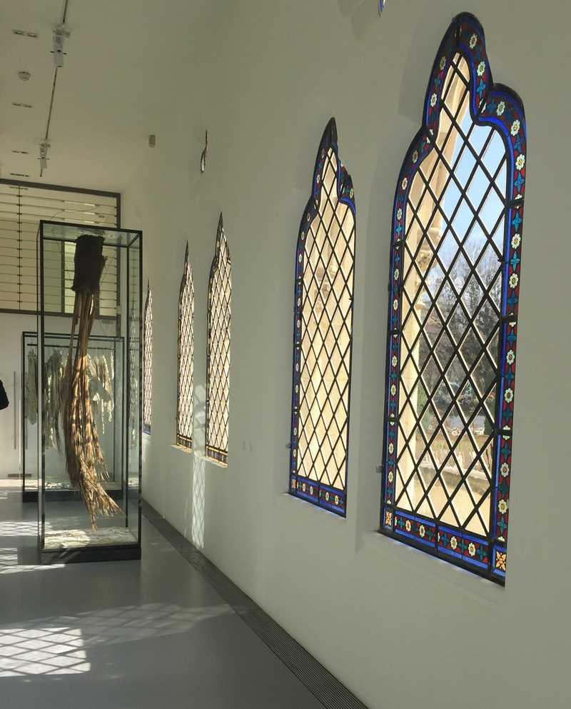 Les oeuvres d'Anselm Kiefer dans la galerie du Musée Rodin