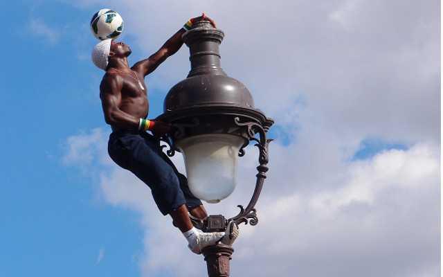 foot à paris