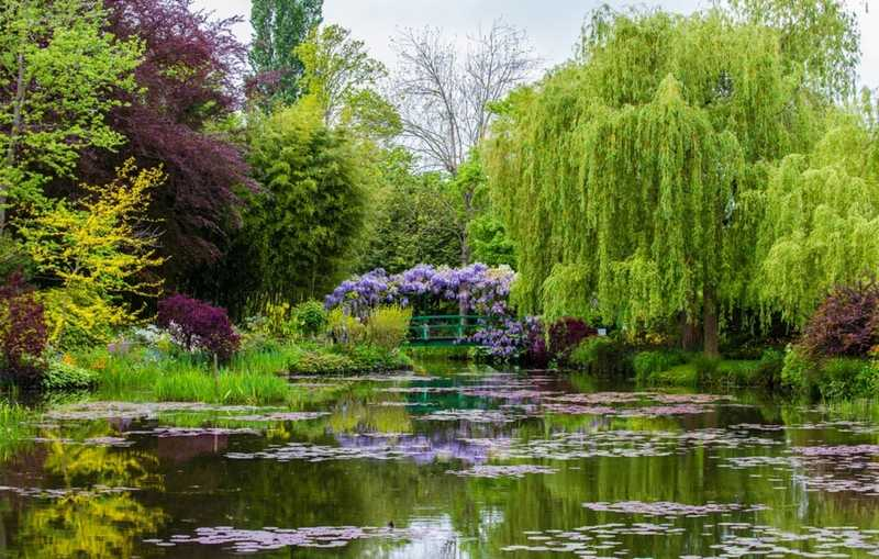 jardin monet à giverny