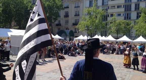 la fête de la Bretagne à Paris