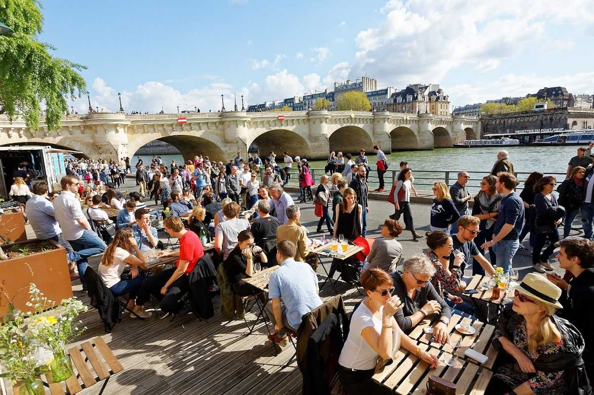 Rives de Seine