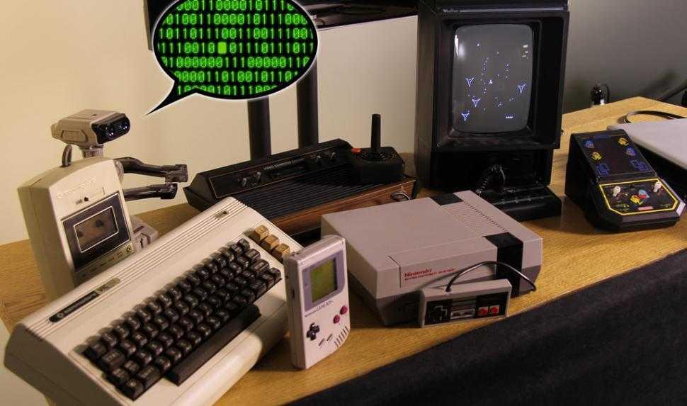 Ordinateur, console, Atari