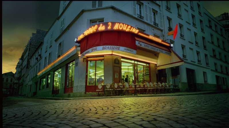 Le Fabuleux destin d'Amélie Poulain _ Café les 2 Moulins