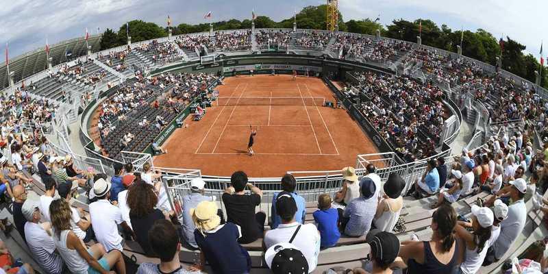 Roland Garros court N°1