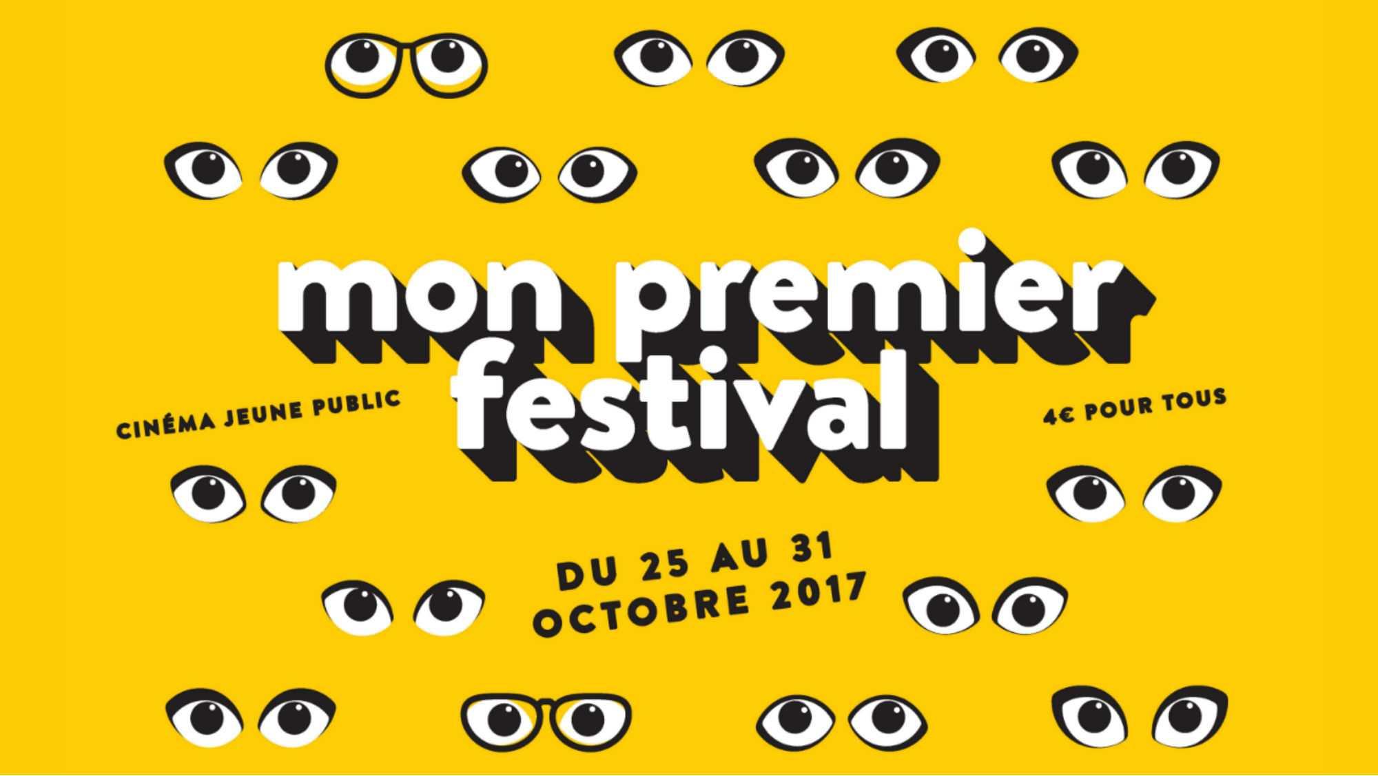 Affiche du festival Mon Premier Festival 2017