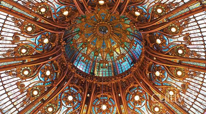 Galeries Lafayette, histoire d'un Grand Magasin