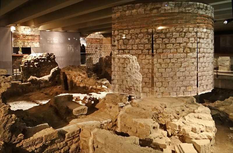 Crypte archéologique de Paris