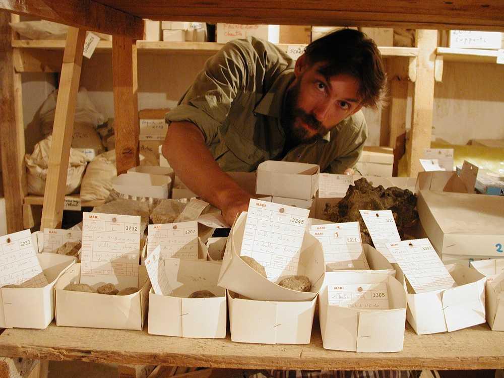 Jean-Olivier Gransard-Desmond, archéologue indépendant et Président d'ArkéoTopia