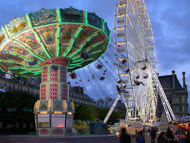 Fete Des Tuileries Que Faire A Paris