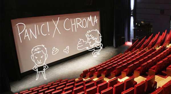 Panic X Chroma