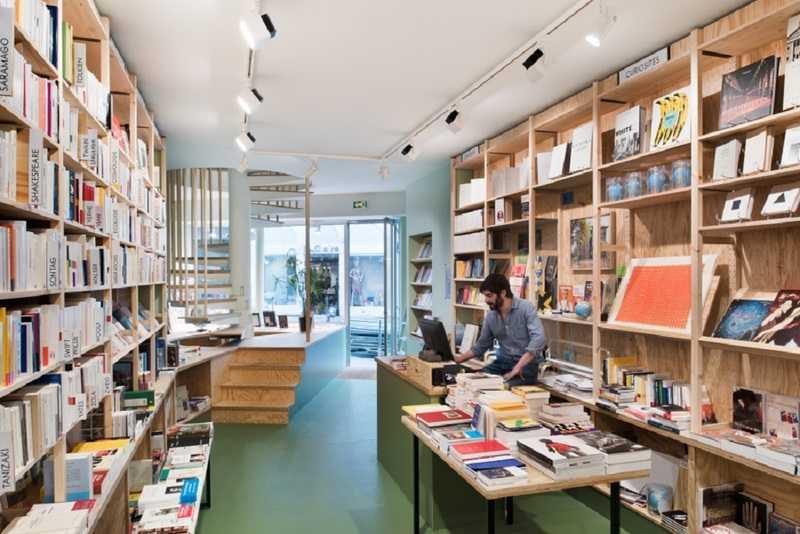 Librairie Petite Egypte, Paris des Libraires