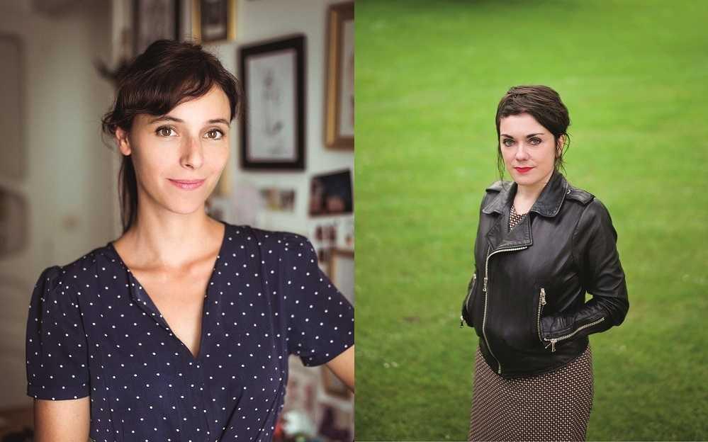 Lolita Sechan et Véronique Ovalde, marraines du pari des libraires