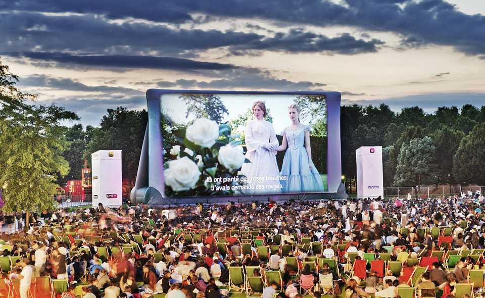 Cinéma à la Villette