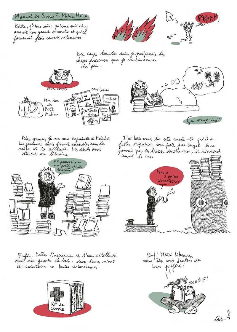 Gazette du Pari des Libraires
