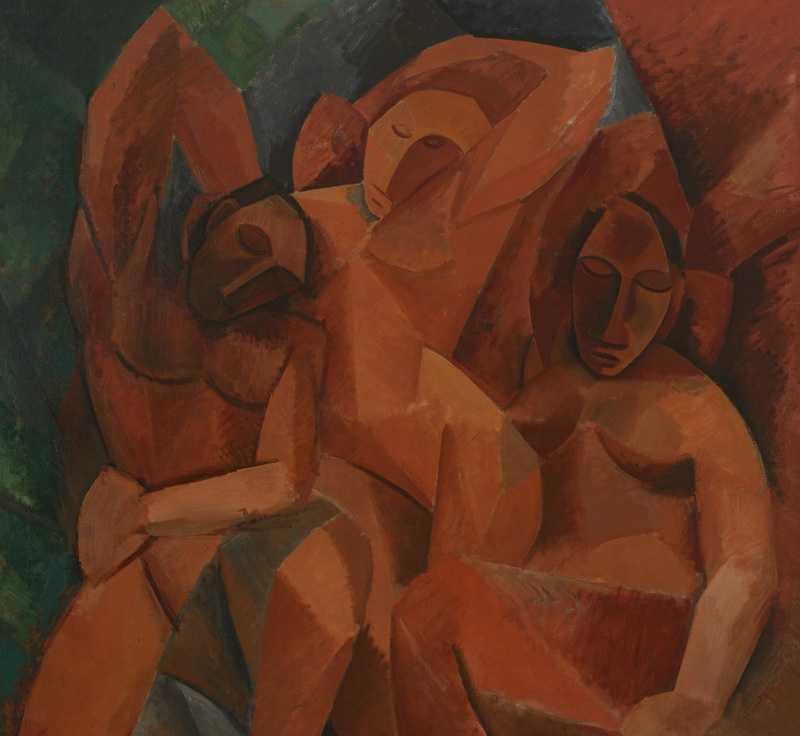 Trois Femmes, de Pablo Picasso