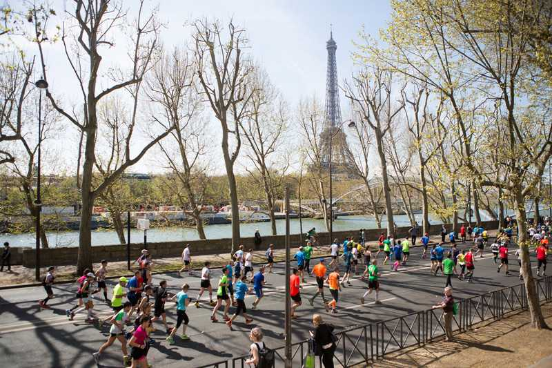 coureurs paris