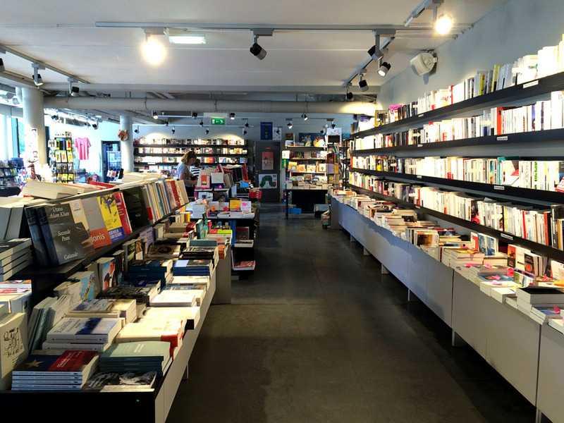 Librairie Mk2 Quai de Loire