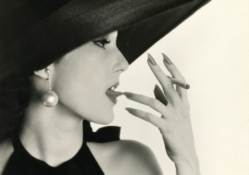 Girl With Tobacco On Tongue (Mary Jane Russell)