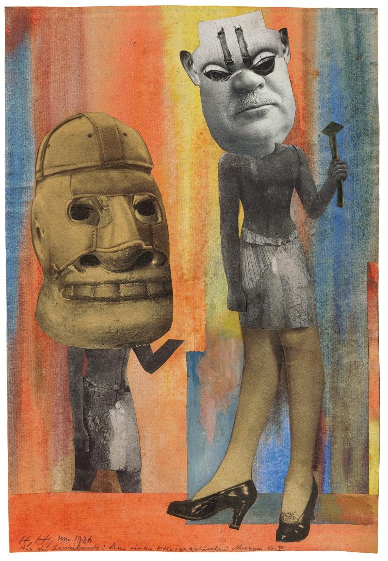 Aus der Sammlung: Aus einem Ethnographischen Museum Nr. IX., 1929