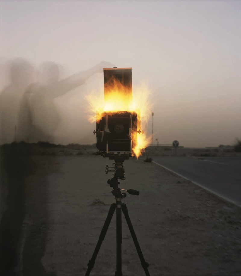10. STEVEN PIPPIN Dead End [Impasse] Doha, Qatar, 2013
