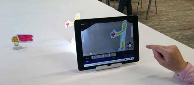 Atelier numérique Stop-motion |