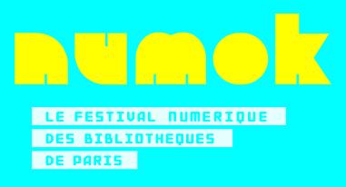 Numok : le festival numérique des bibliothèques de Paris