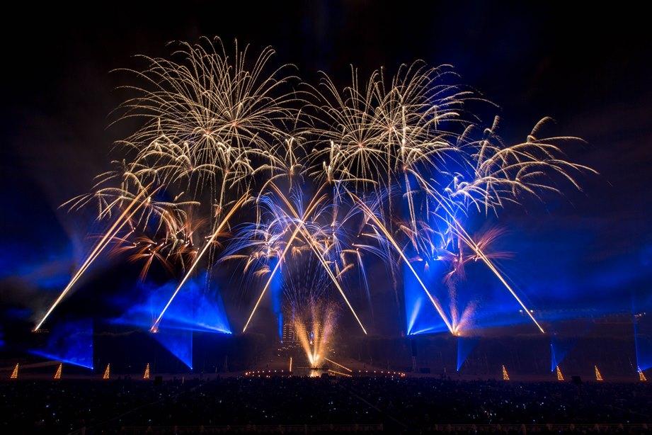 Le grand feu de Saint-Cloud - Que Faire à Paris