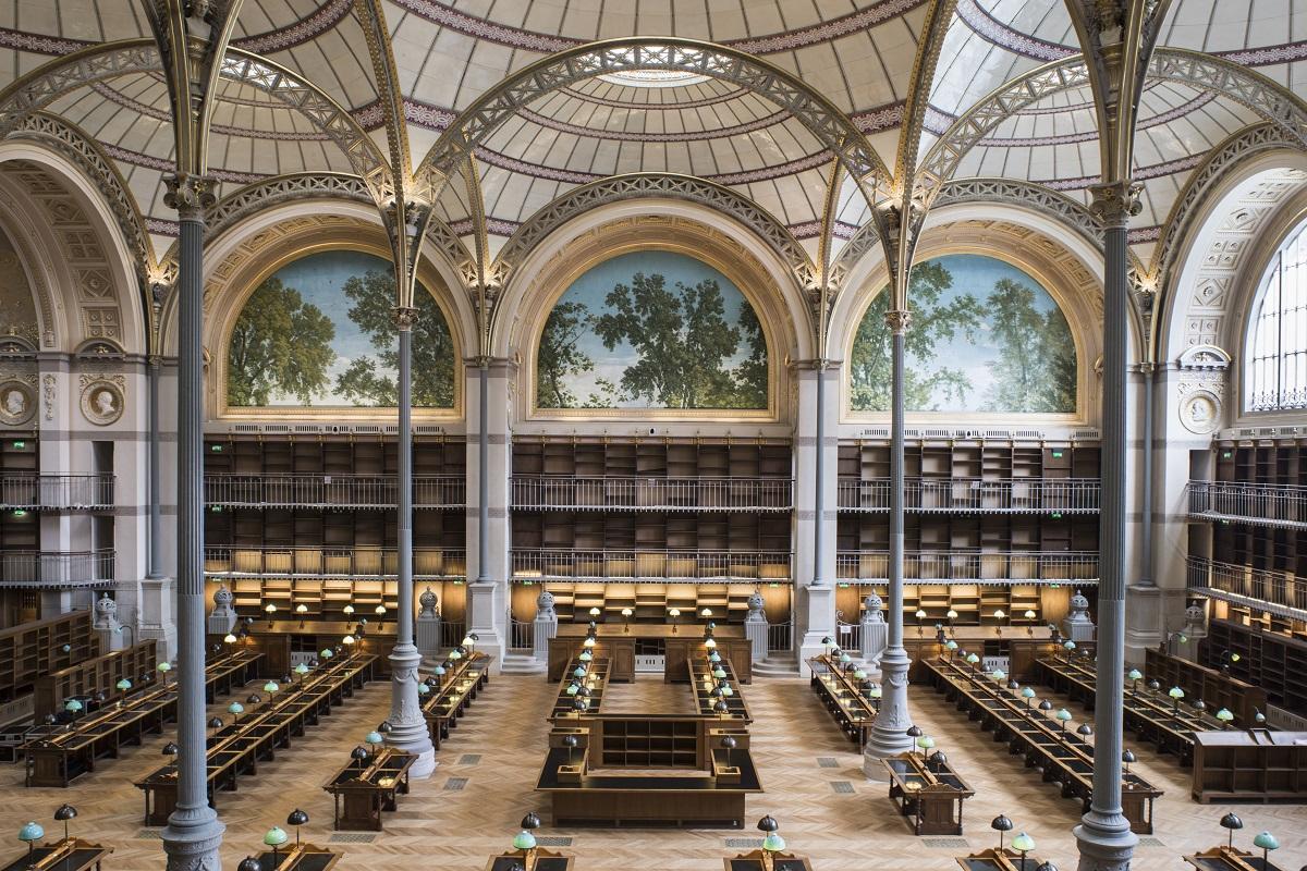Salle Labrouste, Richelieu